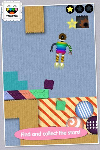 Toca Robot Lab App - 4