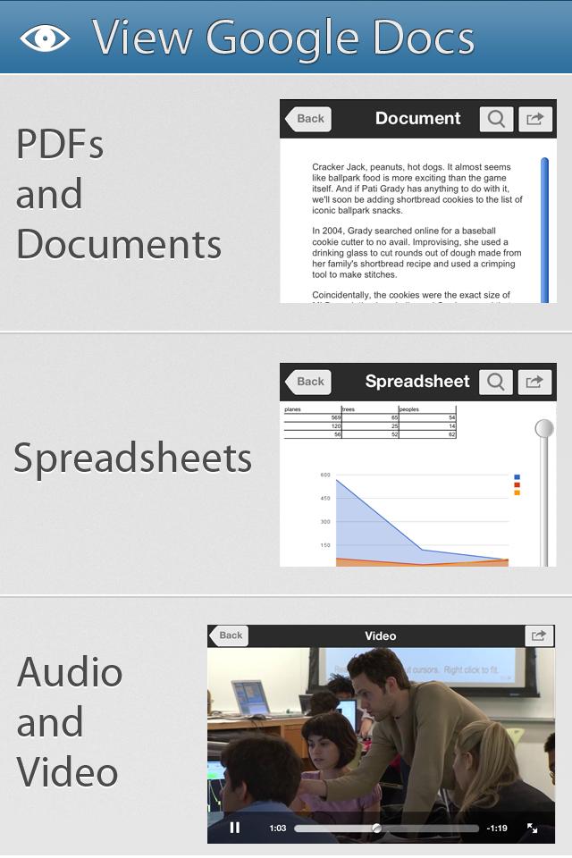 GoDocs for Google Docs™, Google Drive™-2