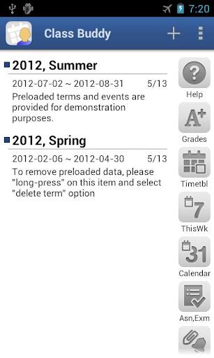 Class Buddy: Student planner App - 1