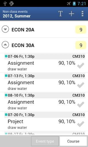 Class Buddy: Student planner-6