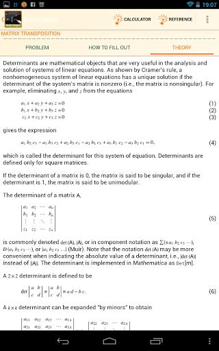 Math Helper - Algebra Calculus-5