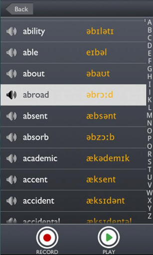Sounds: The Pronunciation App App - 3
