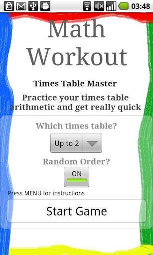 Math Workout Pro-5