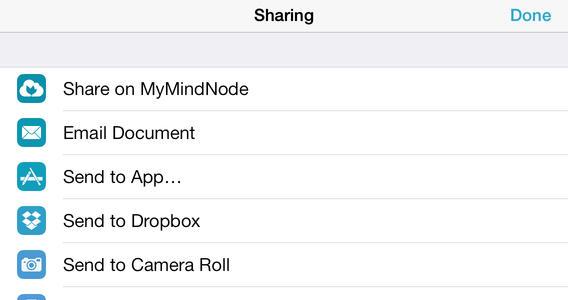 MindNode App - 4
