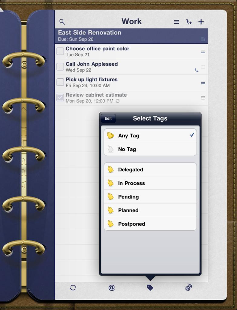 Todo for iPad-3