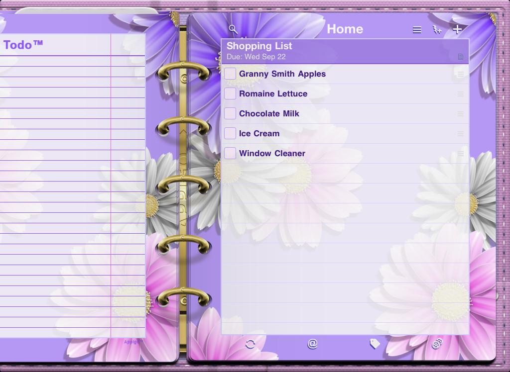 Todo for iPad-4