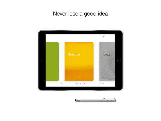 Bamboo Paper - Notebook App - 3