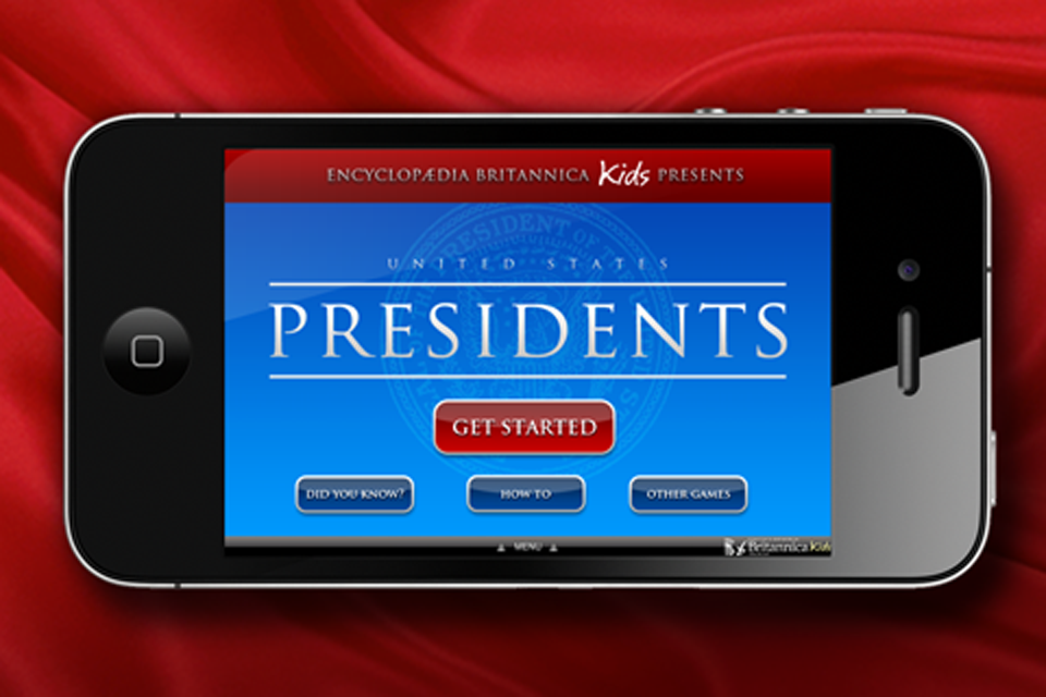 Britannica Kids: US Presidents-1
