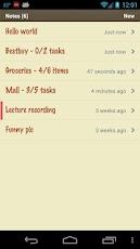 Classic Notes + App Box App - 1