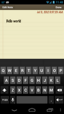 Classic Notes + App Box App - 2