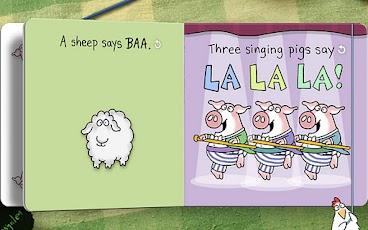 Moo, Baa, La La La! - Boynton App - 3