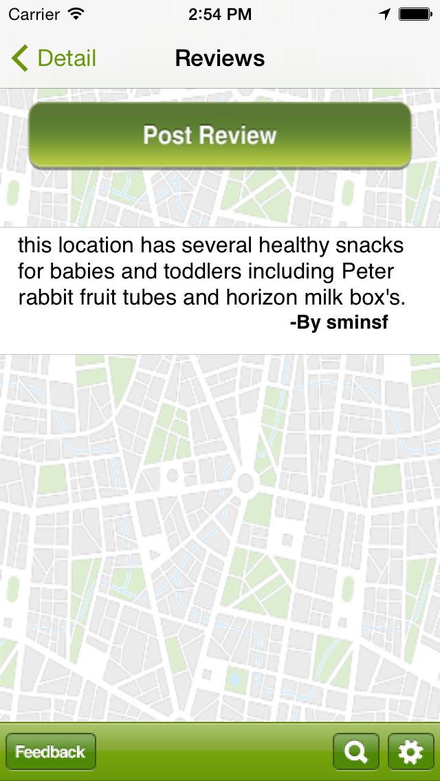 Mom Maps App - 4