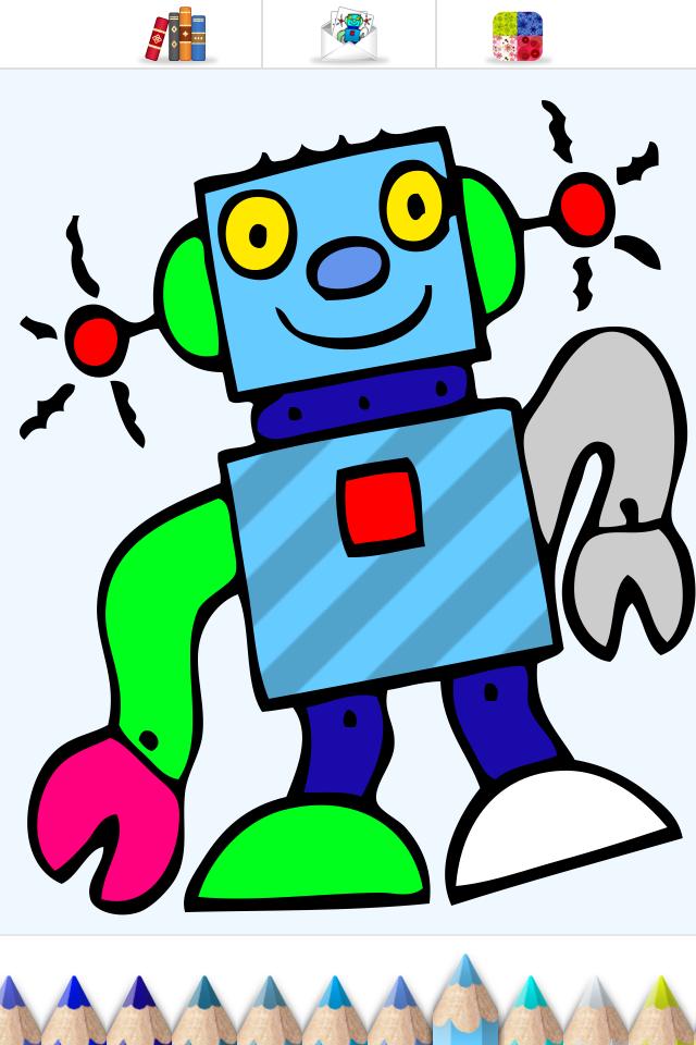 Colorama - Kids Coloring Book-1