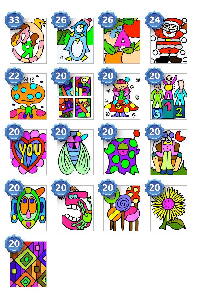 Colorama - Kids Coloring Book App - 5