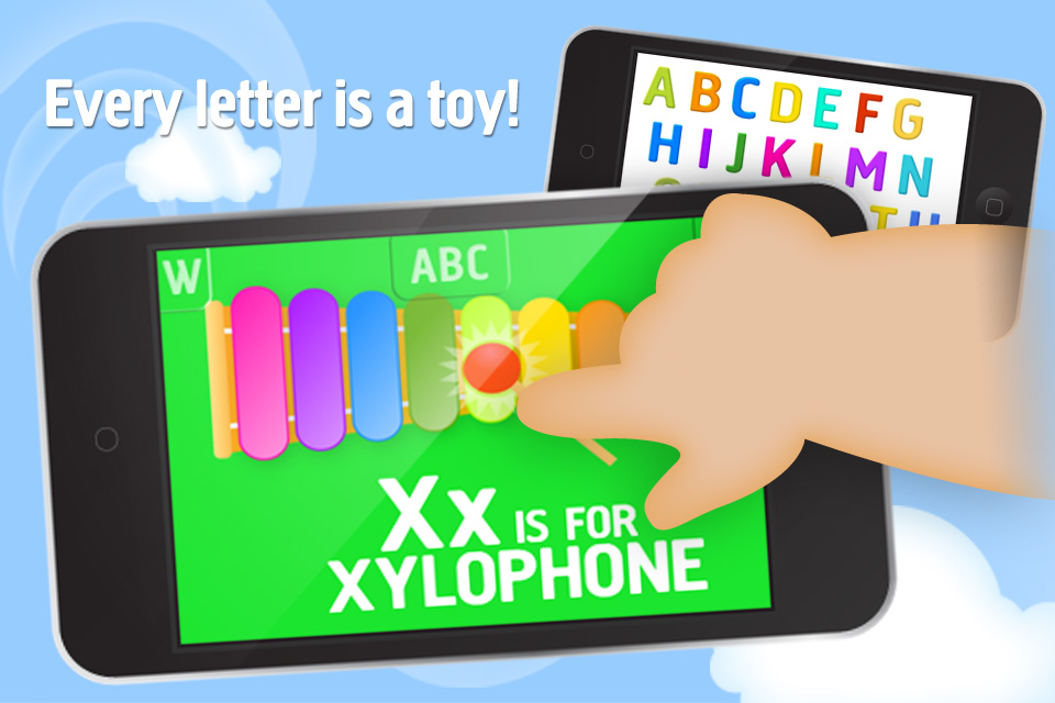 Interactive Alphabet - ABC Flash Cards-1