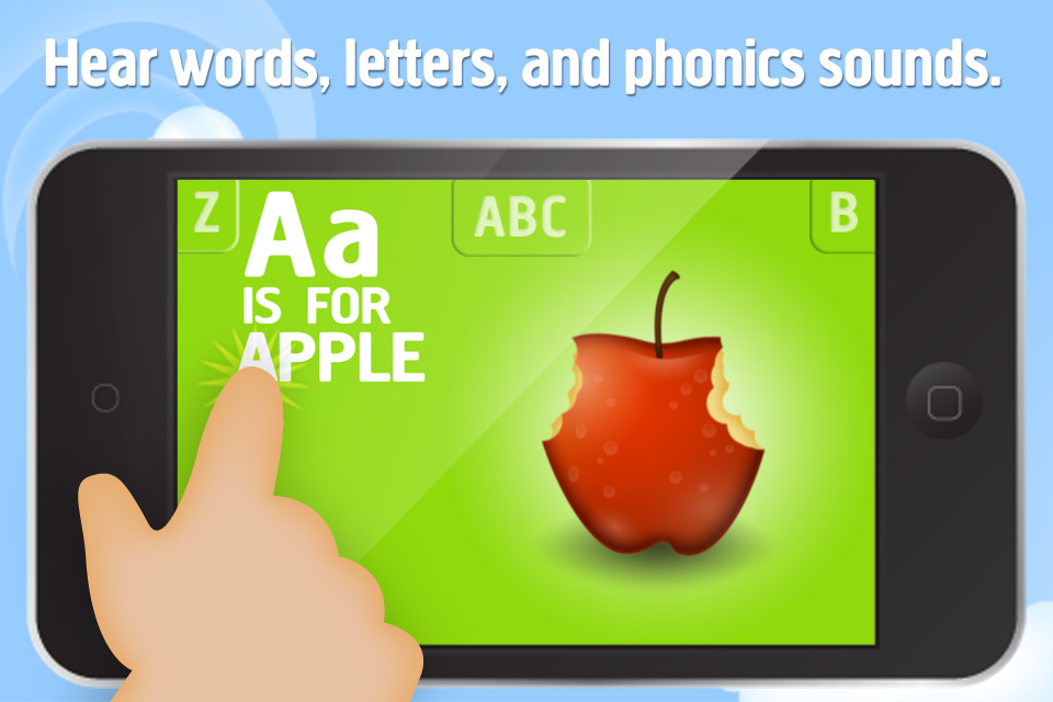 Interactive Alphabet - ABC Flash Cards App - 2