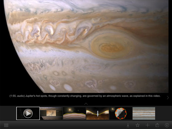 NASA Visualization Explorer App - 3