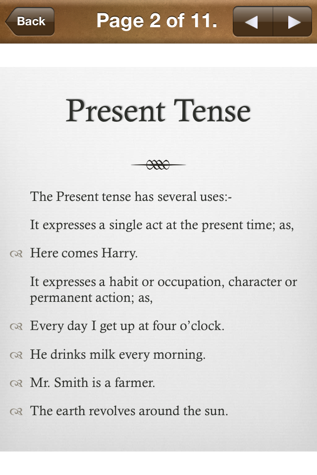 Grammar Express: Tenses-6
