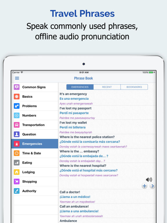 Spanish Dictionary - English Spanish Translator-4