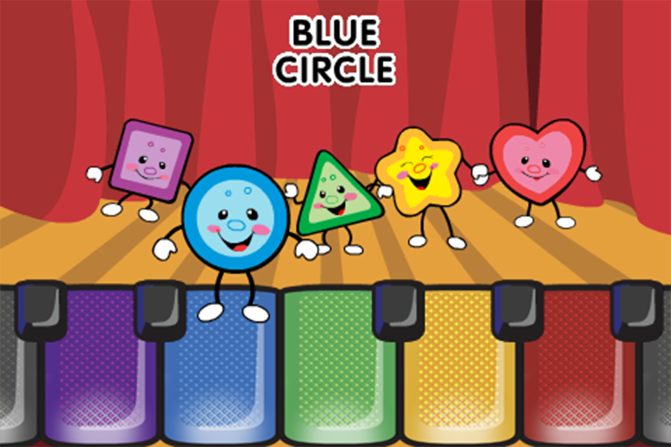 Laugh & Learn Shapes & Colors Music Show for Baby