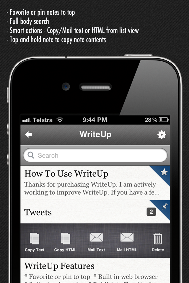 WriteUp - Notes with Dropbox App - 3