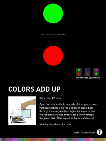Color Uncovered App - 9