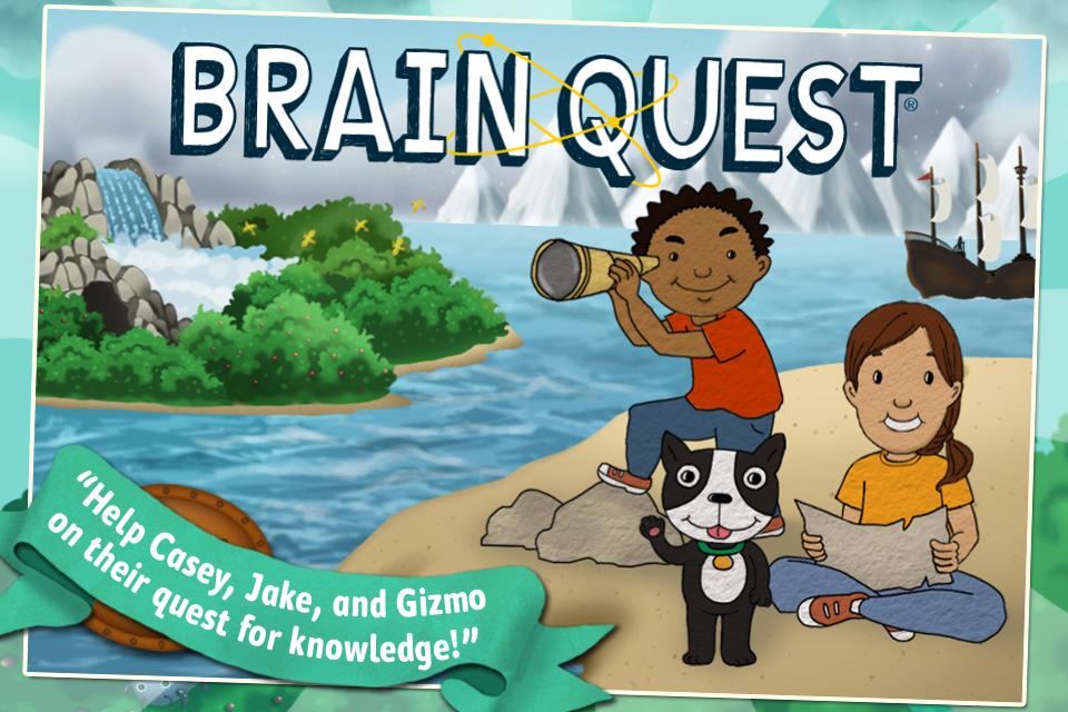 Brain Quest-1