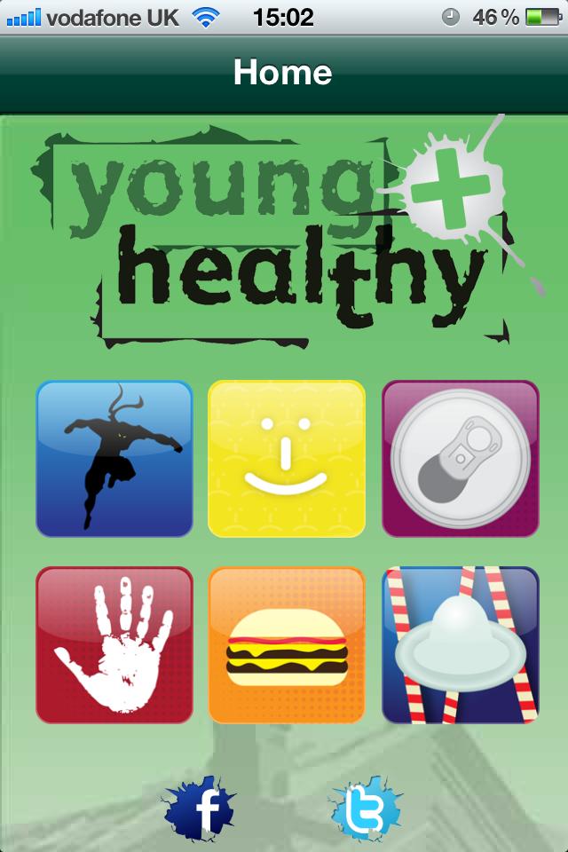 young + healthy Haringey App - 1
