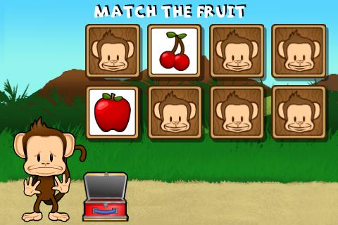 Monkey Preschool Lunchbox App - 1