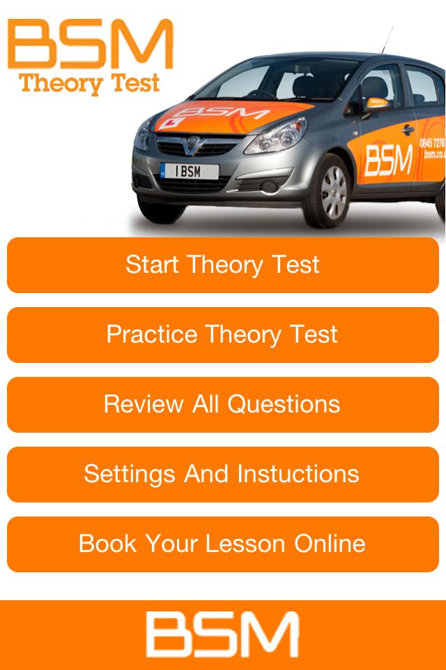 BSM Theory Test-2