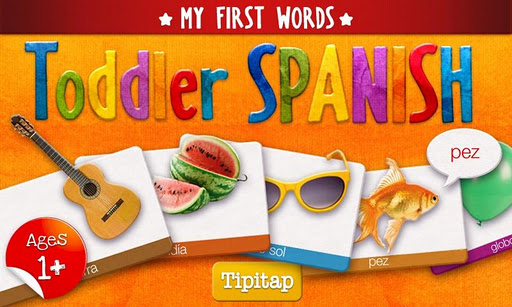 Toddler Spanish: 100 words App - 5