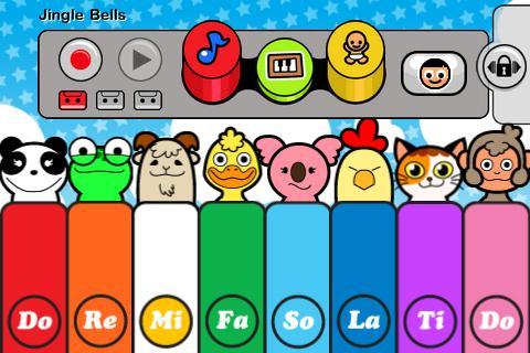 Baby Piano App - 1
