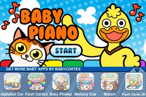 Baby Piano App - 2