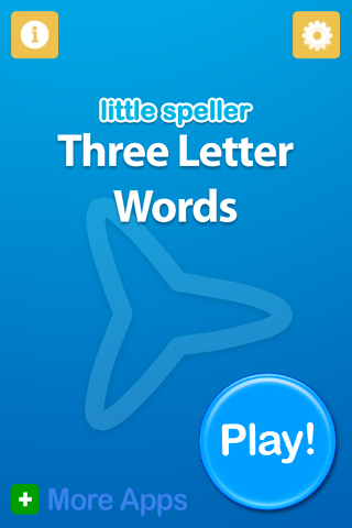 Kids Learning - Little Speller 3 Letter Words-1