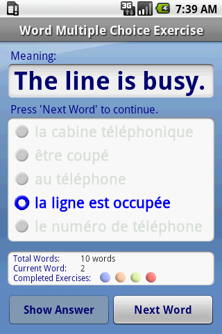 French Audio FlashCards-2