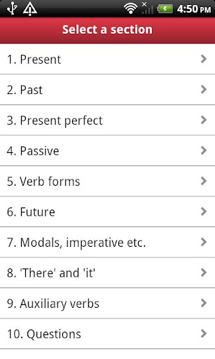 Essential Grammar in Use App - 5