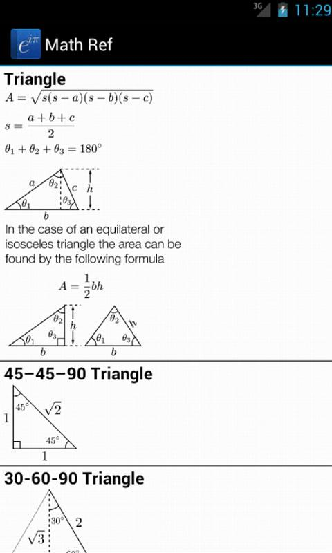 Math Ref App - 4