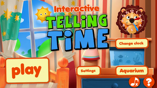 Interactive Telling Time HD-1