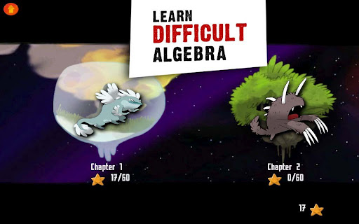 DragonBox Algebra 5+-4