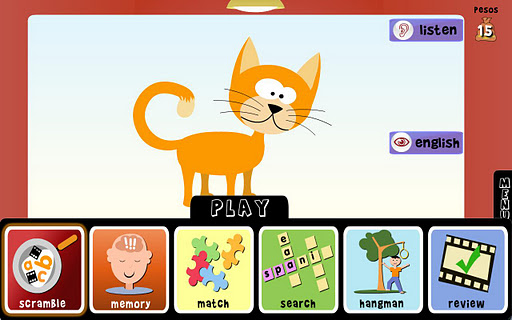 Insta Spanish Kids Lessons App - 5
