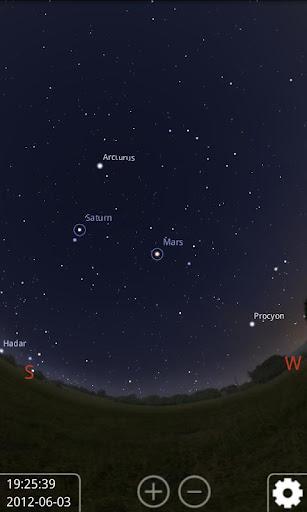 Stellarium Mobile-1
