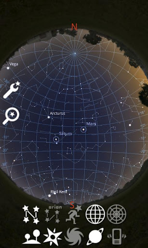 Stellarium Mobile-3