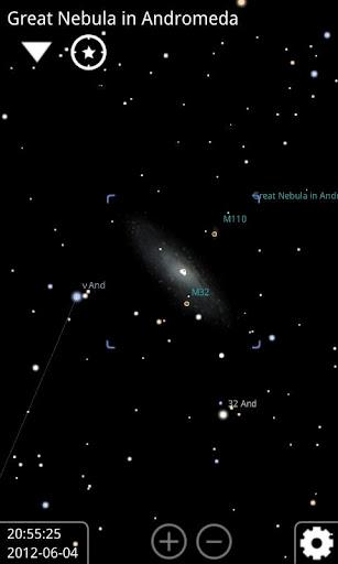 Stellarium Mobile-4