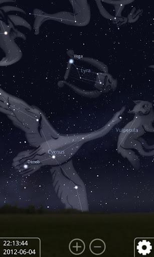 Stellarium Mobile-5