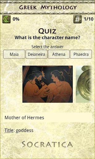 Greek Mythology-2
