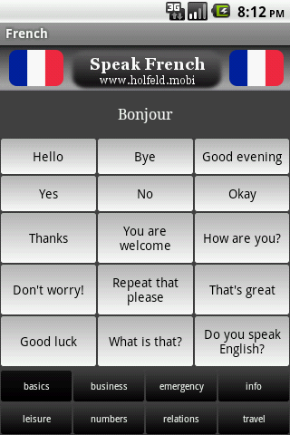 Speak French-1