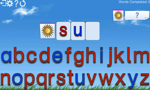 Montessori Words & Phonics App - 1