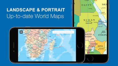 World Map 2018 App - 4