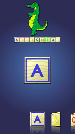 Alphabet Zoo (w/ Child Lock) App - 2
