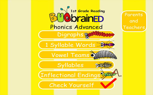 Phonics Advanced-3